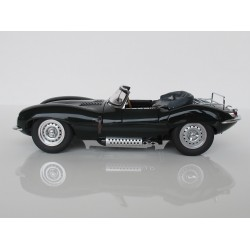 Jaguar XK-SS Green - 1956 - Steve McQueen's Private Collection