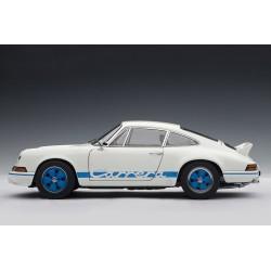 Porsche 911 Carrera RS 2.7 - 1973 - White with blue stripes