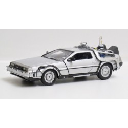 DeLorean Time Machine Back To The Future II - Flying wheel version *1/24*