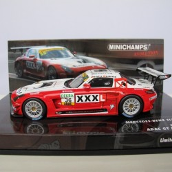 Mercedes-Benz SLS AMG GT3 MS Racing n°36