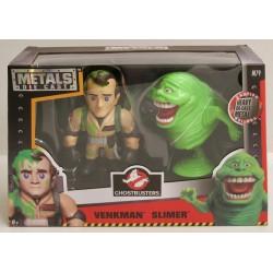 Ghostbusters Venkman & Slimer 2-pack