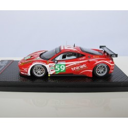 Ferrari 458 Italia GT2 Luxury Racing n°59