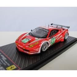 Ferrari 458 Italia GT2 Luxury Racing n°59