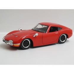 Toyota 2000 GT - 1967 *1/24*