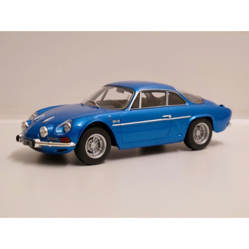 1:18 Norev Renault Alpine A110 1600S 1971 bluemetallic