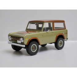 """Ford Bronco - 1970 """"Lost TV..."""