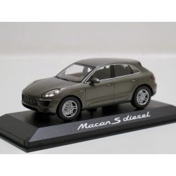 Porsche Macan S diesel -...