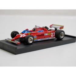 Ferrari F1 126CK Turbo...