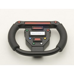 F1 steering wheel keychain - advanced version