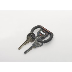 F1 steering wheel keychain - advanced version