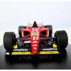 Ferrari 412 T2 n°27 Jean Alesi