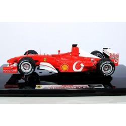 Ferrari Formule1 F2002 n°1 Michael Schumacher