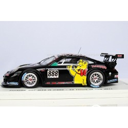 Porsche 997 GT3 R n°888 HARIBO