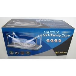 1/18 LED Display Case