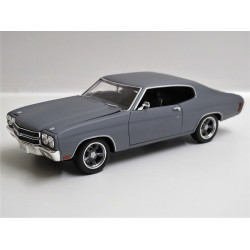 "Chevrolet Chevelle SS - 1970 ""Fast and Furious Tokio Drift"" *1/18*"